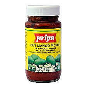 Priya Cut Mango Pickle 300g