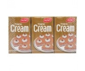 KDD Thick Cream Qishta 3x250ml