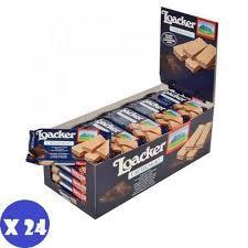 Loacker Cream Kakao 25x45g