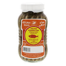 Golden Swan Salted Anchovy 40g