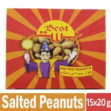 Best Peanut School Pack 13g