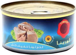 Lorena Light Meat Tuna Solid In Sun Flower Oil. 185g
