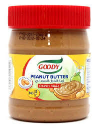 Goody Chunk Peanut Butter 340g