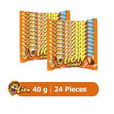 Lion Peanut Kingsize 24x40g
