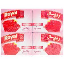 Royal Jelly Raspberry 12x85g