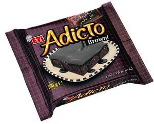 Eti Adicto Browni Cocoa 2x200g