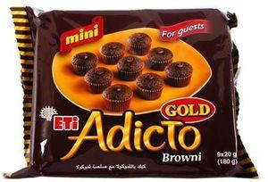 Eti Adicto Mini Gold 2x180g