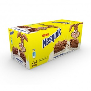Nesquik Cereals Bars 24x25g