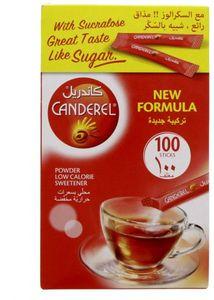 Canderel Sweetener Sucra Sticks 100s