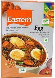 Eastern Egg Masala 165gm