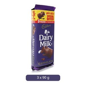 Cadbury Dairymilk 3x90gm