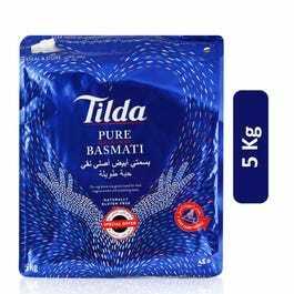 Tilda Basmati Rice 5kg