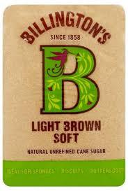 Billington Light Brown Sugar 500g