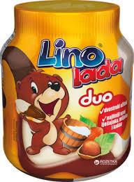 Lino Cream Spread Duo 350g