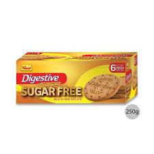 Nabil Sugar Free Digestive 250g