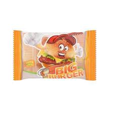 Yupi Big Burger Gummy Box 32g