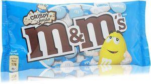 M&M's Crispy Chocolate Pouch 36g