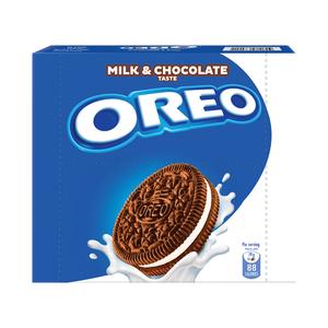 Oreo Milk Chocolate Biscuit Cookie 16x38g