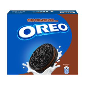 Oreo Biscuit Cookie Chocolate Filling 16x38g