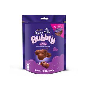 Cadbury Bubbly Doy Bag 204g