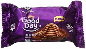 Britannia Good Day Choco Chips 12x44g