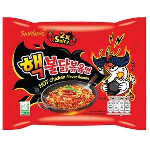 Samyang Doubble Spicy Chicken Ramen 140g