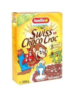 Familia Swiss Choco Croc 250g