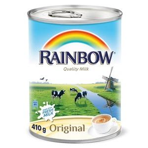 Rainbow Evaporated Milk 410g