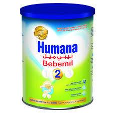 Humana Bebemil 2 400g
