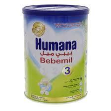 Humana Bebemil 3 400g