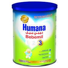Humana Bebemil 3 900g