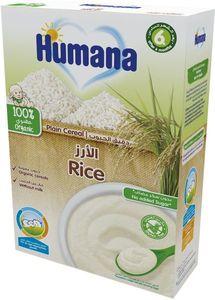 Humana Cereal Rice Organic 200g