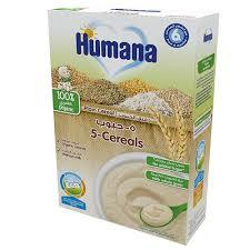 Humana Cereal 5 Cereals Organic 200g
