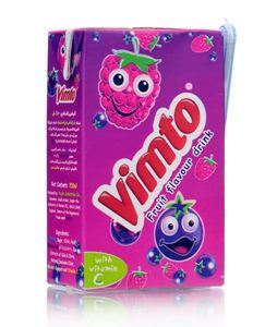 Vimto Fruit Drink Tetra 250ml