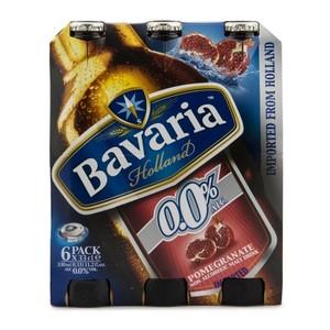 Bavaria Na Bot Pomegrante 6x330ml