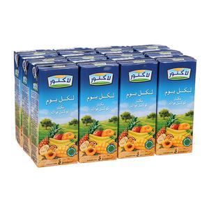 Lacnor Essentials Mix Fruit 12x180ml