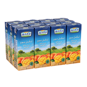 Lacnor Essentials Mango 12x180ml