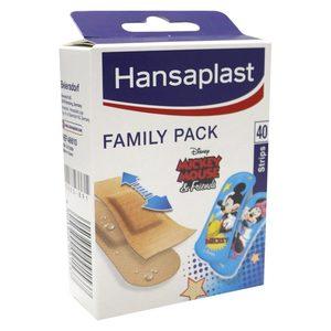Hansaplast Family Pack 40s