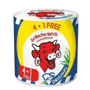 La Vache Qui Rit Original Spreadable Cheese Triangles 600g