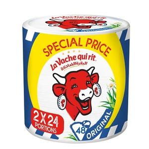 La Vache Qui Rit Original Spreadable Cheese Triangles 720g