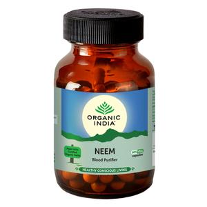 Organic India Neem Capsules 90capsules