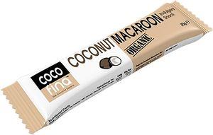 Cocofina Organic Coconut Macaroon Bar 35g
