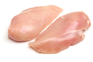 Organic Chicken Breast Boneless 1kg