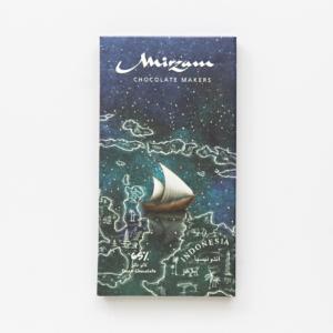 Mirzam Single Origin Dark Chocolate Indonesia 70g