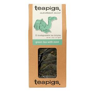 Teapigs Green Tea With Mint 15s