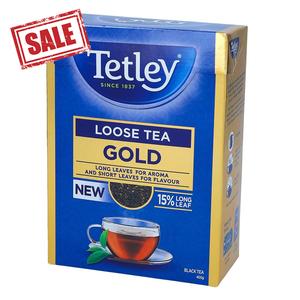 Tetley Loose Tea Gold 400g
