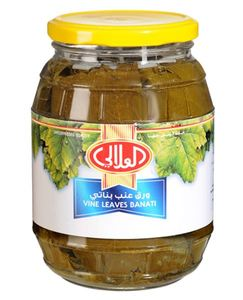 Al Alali Egypt Banati Vine Leaves 800g