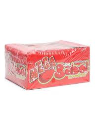 Big Babol Strawberry Bubble Gum 20x27g