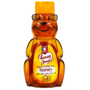 Lune De Miel Squeezy Bear Mild Blossom Honey 250g