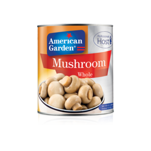 American Classic Whole Mushroom 425g